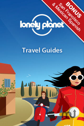 Screenshot 1 for Lonely Planet Travel Guides