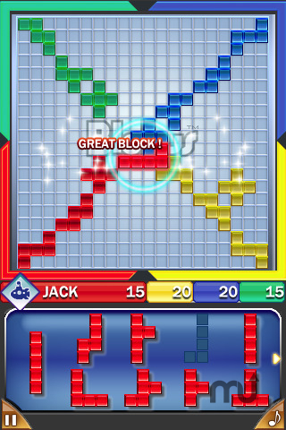 Screenshot 1 for Blokus FREE