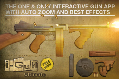 Screenshot 1 for i-Gun Ultimate