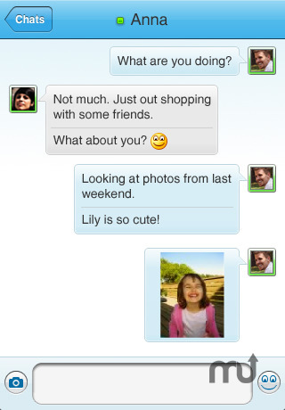 Screenshot 3 for Windows Live Messenger