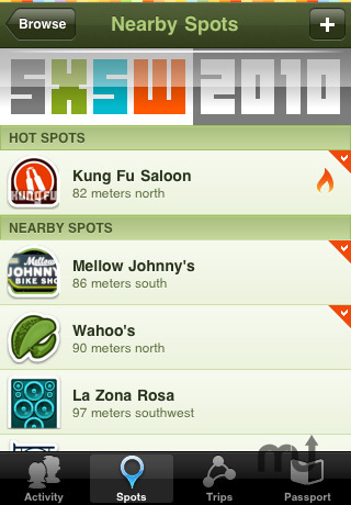 Screenshot 2 for Gowalla