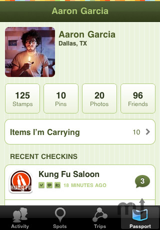 Screenshot 4 for Gowalla