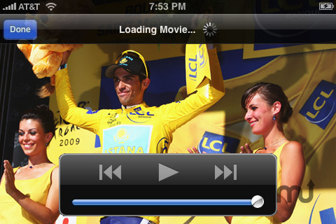 Screenshot 2 for Official Versus Tour de France LIVE