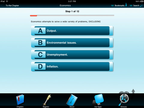 Screenshot 4 for Pocket MBA - course