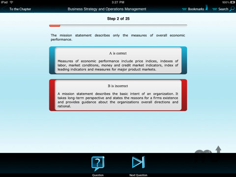 Screenshot 5 for Pocket MBA - course