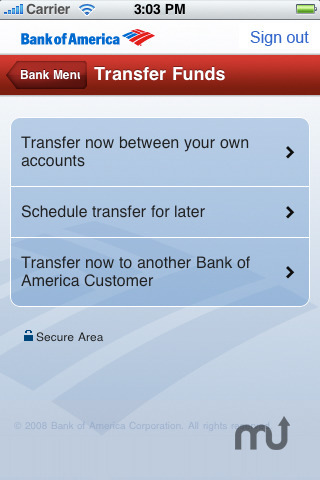 Screenshot 4 for Bank of America - Mobile Banking