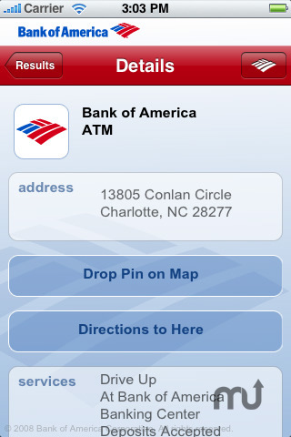 Screenshot 5 for Bank of America - Mobile Banking