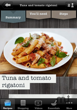 Screenshot 1 for 20 Minute Meals - Jamie Oliver