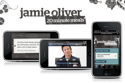 Screenshot 2 for 20 Minute Meals - Jamie Oliver