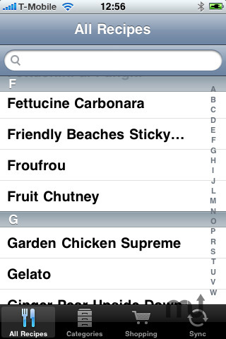 Screenshot 3 for Yum for iPhone