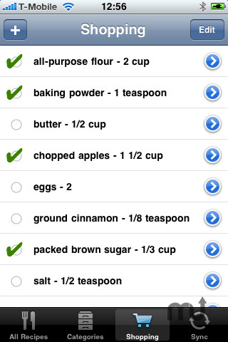 Screenshot 4 for Yum for iPhone