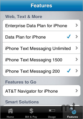 Screenshot 3 for AT&T myWireless Mobile