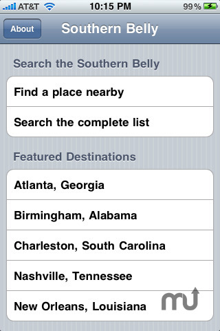 Screenshot 4 for SouthernBelly