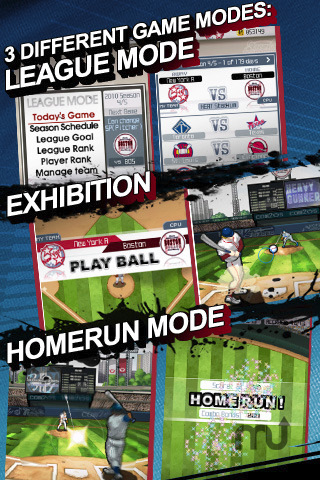 Screenshot 3 for 9 Innings: Pro Baseball 2011