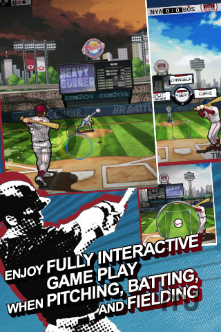 Screenshot 4 for 9 Innings: Pro Baseball 2011