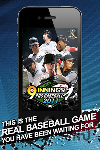 Screenshot 5 for 9 Innings: Pro Baseball 2011