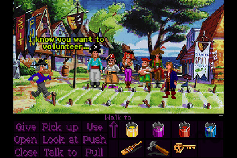 Monkey Island Special Edition Voice Cast