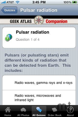 Screenshot 4 for The Geek Atlas Companion