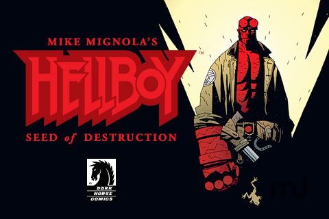 Screenshot 1 for Hellboy Volume 1: Seed of Destruction Part 1 of 4