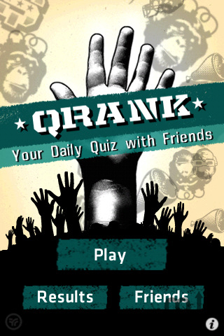 Screenshot 1 for QRANK - Social Quiz Addiction