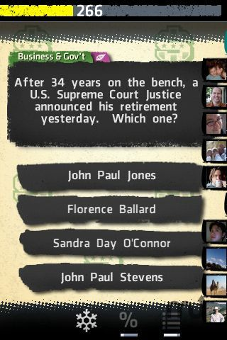 Screenshot 3 for QRANK - Social Quiz Addiction