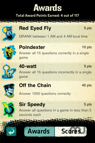 Screenshot 5 for QRANK - Social Quiz Addiction