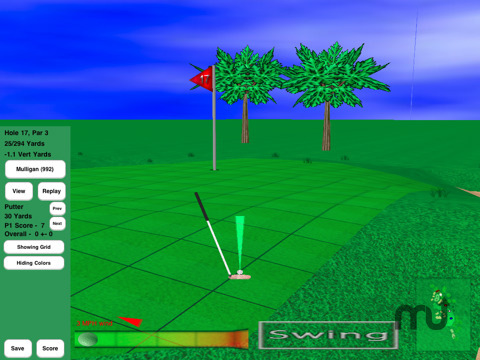 Screenshot 7 for GL Golf Deluxe
