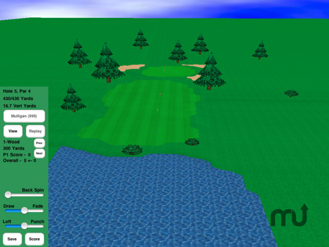 Screenshot 9 for GL Golf Deluxe