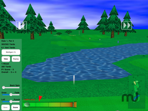 Screenshot 10 for GL Golf Deluxe