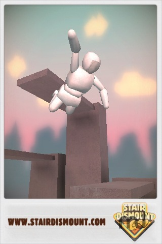 Screenshot 4 for Stair Dismount Universal