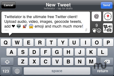 Screenshot 4 for Twittelator Pro