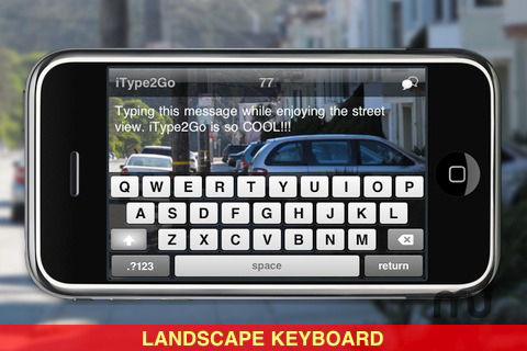 Screenshot 1 for iType2Go Free