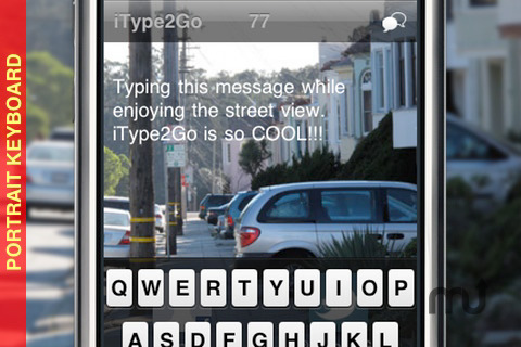Screenshot 2 for iType2Go Free