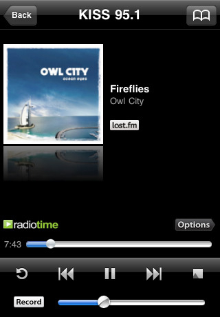 Screenshot 1 for TuneIn Radio