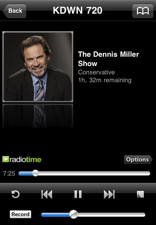 Screenshot 2 for TuneIn Radio