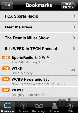 Screenshot 5 for TuneIn Radio