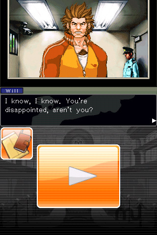 Screenshot 3 for Phoenix Wright