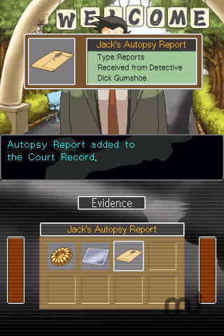 Screenshot 4 for Phoenix Wright