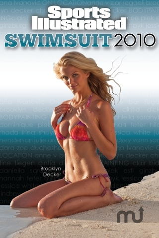 Screenshot 1 for SI Swimsuit 2010