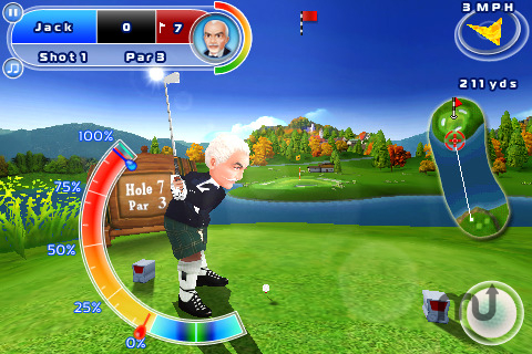 Screenshot 1 for Let\'s Golf! 2