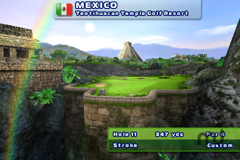 Screenshot 2 for Let\'s Golf! 2
