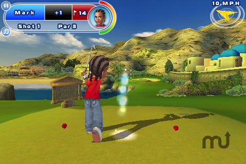 Screenshot 3 for Let\'s Golf! 2