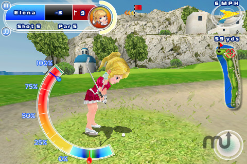 Screenshot 5 for Let\'s Golf! 2