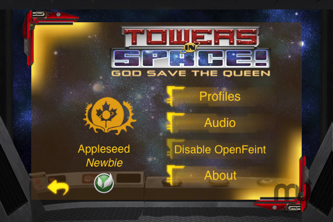 Screenshot 6 for Towers in Space!