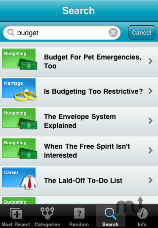 Screenshot 4 for Ask Dave Ramsey