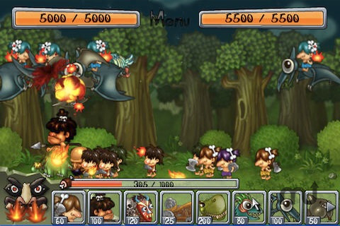 Screenshot 1 for Ancient War