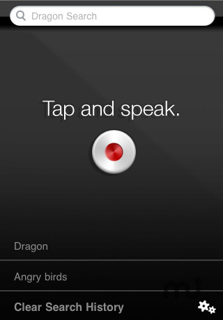 Screenshot 1 for Dragon Search