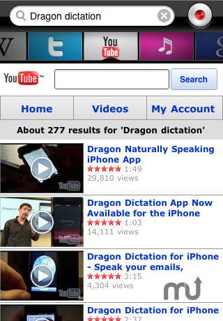 Screenshot 4 for Dragon Search