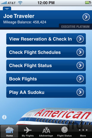 Screenshot 5 for American Airlines