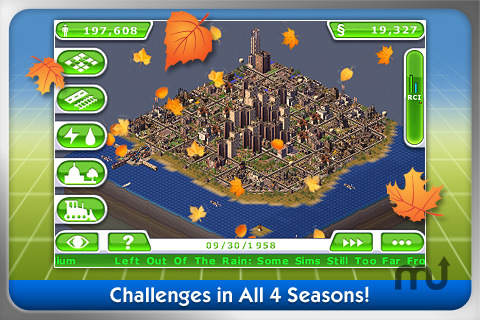 Screenshot 2 for SimCity Deluxe